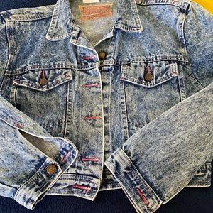 Women's Bolero Jean Jacket